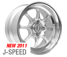 enkei j-speed classic wheel